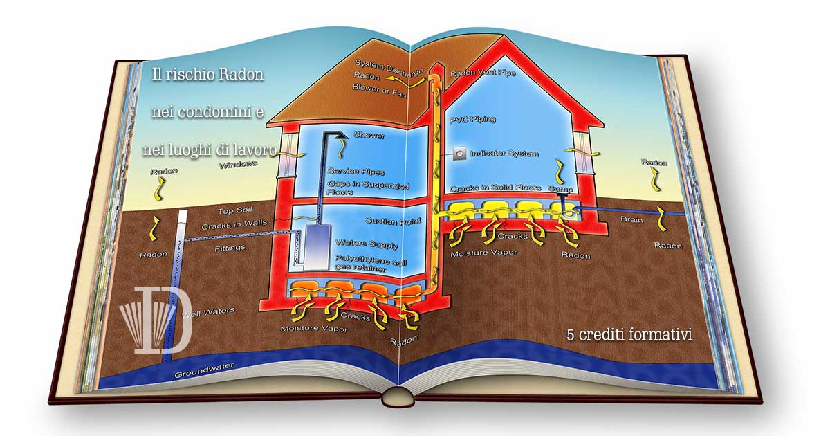rischi radon in condominio