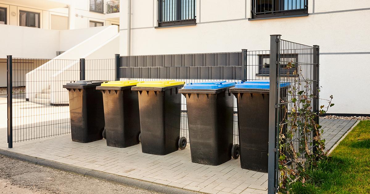 gestione dei rifiuti in condominio
